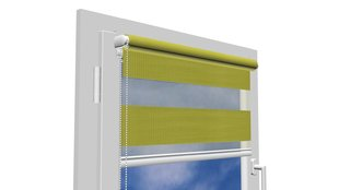 Рулонные шторы Mini Diena-Nakts I, 57x150 см