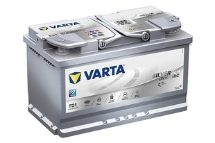 Akumulators VARTA 80Ah 800A AGM