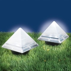 Easymaxx lukturi ar saules bateriju, 2 gab. cena un informācija | Mājai | 220.lv