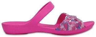 Sieviešu sandales Crocs™ Kelli Graphic Sandal