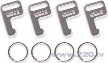 GoPro Wi-Fi Remote Attachment Key & Rings