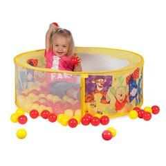 Bērnu rotaļu manēža ar bumbiņām Pop up Disney Winnie The Pooh, 72036