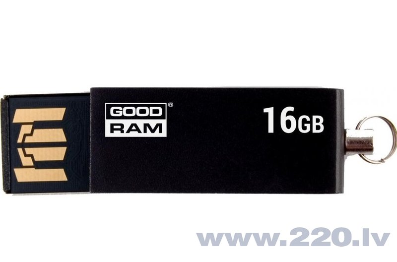 Goodram UCU2 16GB 2.0, Melna