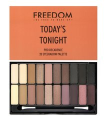 Acu ēnu palete Freedom Pro Decadence Palette Today's Tonight 18 g