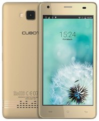 Cubot Echo 16GB Dual Gold