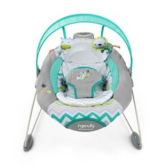 Кресло- качалка Bright Starts SmartBounce Automatic Bouncer™ - Ridgedale