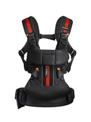 Ķengursoma BABYBJÖRN Outdoors Black, 92068/94068​