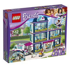 41318 LEGO® Friends Heartlake Hospital Slimnīca