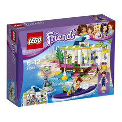 41315 LEGO® Friends Heartlake Surf Shop Veikals
