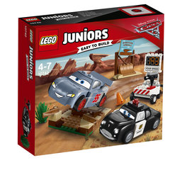 10742 LEGO® JUNIORS Willy's Butte Speed Training Apmācības