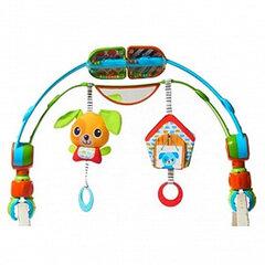Rotaļlietu loks Tiny Love Spin 'n' Kick Discovery Arch cena un informācija | Rotaļlietu loks Tiny Love Spin 'n' Kick Discovery Arch | 220.lv