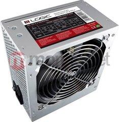 Logic Concept ATX 520W ZAS-LOGI-SW-520-ATX-PFC cena un informācija | Barošanas bloki (PSU) | 220.lv
