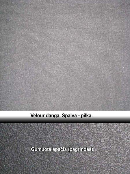 ARS OPEL VIVARO 2001-2014 (8 v. I, II ir III e.) /MAX4 Velour