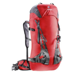 Mugursoma Deuter Guide Lite 32+ fire-anthracite 38