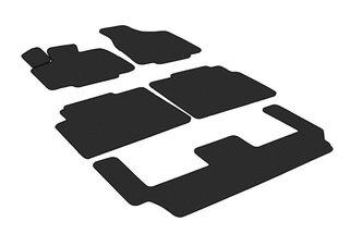 ARS VOLKSWAGEN ROUTAN 2008-2015 (automatas, I, II, ir III e.) /MAX4 Luxury cena un informācija | Tekstila paklājiņi pēc auto modeļiem | 220.lv