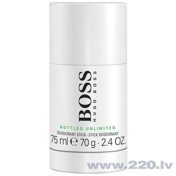 Dezodorants Hugo Boss No.6 Unlimited 75 ml