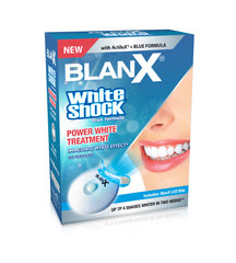 Зубная паста Blanx White Shock Treatment 50 ml+ LED лампа