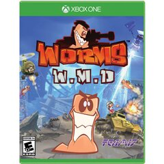 Worms Weapons of Mass Destruction, Xbox One