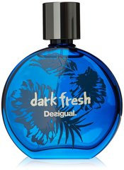 Tualetes ūdens Desigual Dark Fresh EDT 100 ml