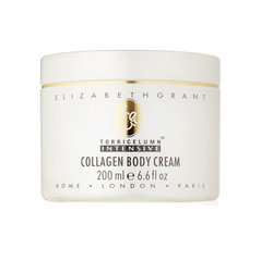 Ķermeņa krēms ar kolagēnu Elizabeth Grant Intensive Collagen 200 ml cena un informācija | Krēmi un losjoni | 220.lv