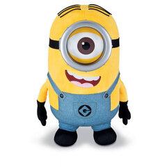 Elektroniskā plīša rotaļlieta Minions (Nejaukais Es) Jumbo Stuart, 20322 cena un informācija | Interaktīvās rotaļlietas | 220.lv