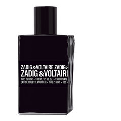 Tualetes ūdens Zadig & Voltaire This is Him! EDT 100 ml