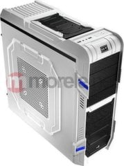 PC case without PSU Aerocool GT-R WHITE EDITION, USB3.0, 0.7 SECC