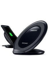 Bezvadu lādētājs priekš Samsung Galaxy S7 G930, Melns cena un informācija | Lādētāji un adapteri | 220.lv