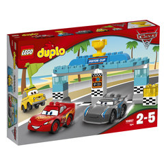 10857 LEGO® DUPLO Piston Cup Race Гонки за кубок