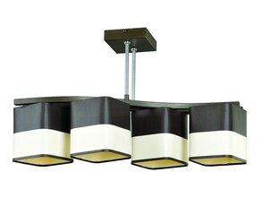 Piekaramā lampa Emibig Mokka 4 cena un informācija | Griestu lampas-ventilatori | 220.lv