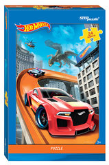 "Puzle Step Maxi 24 ""Hot Wheels"""