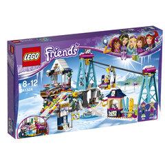 41323 LEGO® Friends Snow Resort Ski Lift Slēpošanas pacēlājs