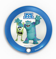 Gaismeklis Philips Monsters University
