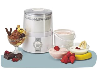 Saldējuma un jogurta pagatavošanas ierīce Ariete 635