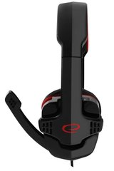 ESPERANZA EGH310R stereo headset with microphone for games - RAVEN - RED