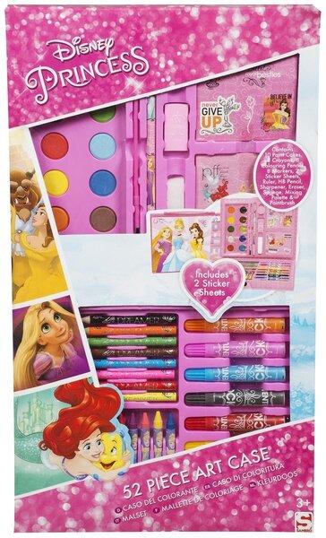 Школьный набор из 52 частей Disney Princess