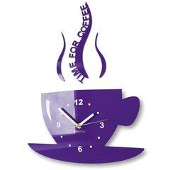"""Часы настенные """"Чашка кофе"""""""
