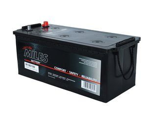 Akumulators MILES 180Ah 1000A