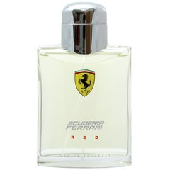 Tualetes ūdens Scuderia Ferrari Red edt 125 ml