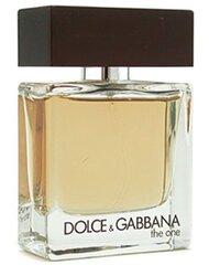 Tualetes ūdens Dolce & Gabbana The One edt 30ml cena un informācija | Vīriešu smaržas | 220.lv