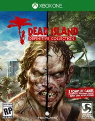 Spēle Dead Island Definitive Collection, Xbox ONE