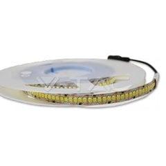 18 W/m LED lente SMD2835, 240 LED/m, 3000k, IP20 (nav izturīgs pret mitrumu)