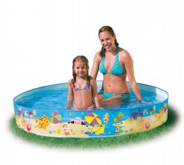 Baseins Intex Snapset pools, 152 x 25 cm