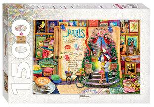 """Puzzle """"Parīze"""", Step puzzle, 1500 daļas"""
