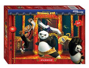 "Пазл ""Kung Fu Panda"", Step puzzle, 35 части"