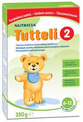 Искусственная молочная смесь Tutteli 2, 6 мес+, 350 г