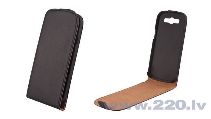Samsung Galaxy S5 mini maciņš ELEGANCE Forever melns