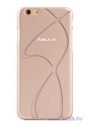 Apple iPhone 6/6S Plus vāciņš CLASSIC Azulo zeltains
