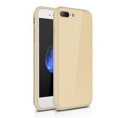 Zeltains aizmugures apvalks priekš Apple iPhone 7 Plus cena un informācija | Maciņi, somiņas | 220.lv