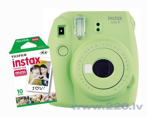 Fujifilm Instax Mini 9 Lime Green cena
